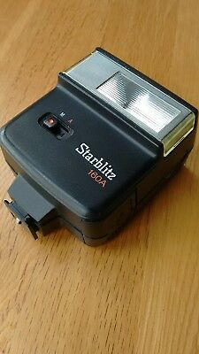 Starblitz 160A Compact Electronic Auto Flash Unit Cameras Accessories(Y1)A