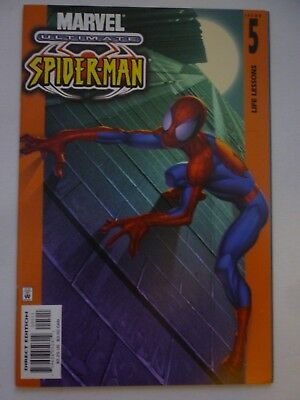 Ultimate Spider-Man 5 Marvel Comics Life Lessons 2001