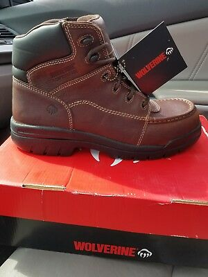 a750222f146 WOLVERINE BLADE LX (W10707) Mens Composite-Toe Work Boots (Sz; 11.5 ...