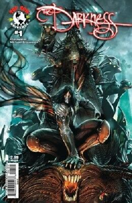 The Darkness Vol 3 #1c Top Cow