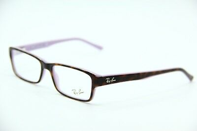 a1e2455718 Ray-Ban Rb 5169 5240 Tortoise Eyeglasses Authentic Frames Rx Rb5169 52-16