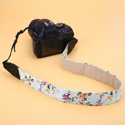 Chinese Flower Neck Shoulder Strap Durable For Canon Nikon DSLR SLR Camera 0A0F
