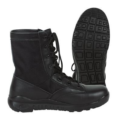 Voodoo Tactical 04-8478 Deluxe Voodoo Jungle Boot, Waterproof, Black