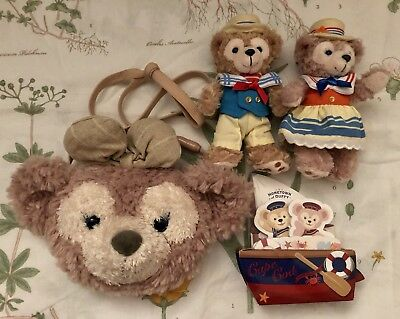 Shellie May Duffy Pass Case Keychain Lot