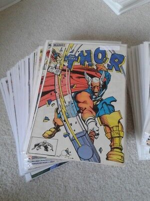 Thor by Walter Simonson, Issues 337-382