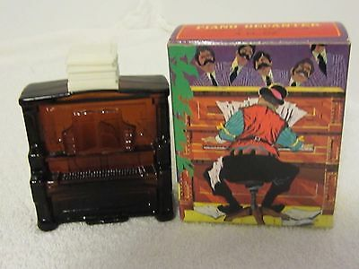 Vintage Avon Piano Decanter - Full & Boxed, Mint, C9