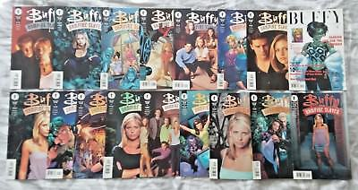 Buffy the Vampire Slayer VF/NM - LOT of 17 (1998-2000 Dark Horse Comics)
