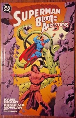 TPB: Superman: Blood of my Ancestors (DC 2000) NM