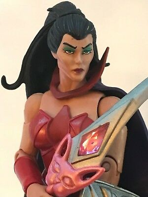 Masters Of The Universe Classics - Catra - THE EVIL HORDE - MOTU