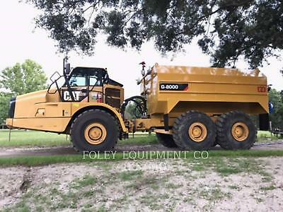 2012 CATERPILLAR 740B Articulated & Telescopic Bucket Trucks