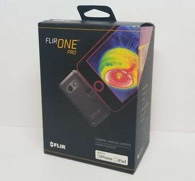 FLIR ONE PRO Thermal Imaging Camera Attachment iOS - Brand NEW