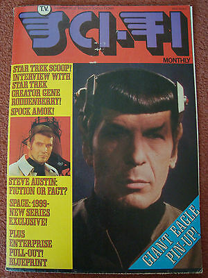 TV Sci Fi Monthly No 2 1976