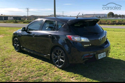 Wrecking complete 2013 MAZDA 3 MPS TURBO