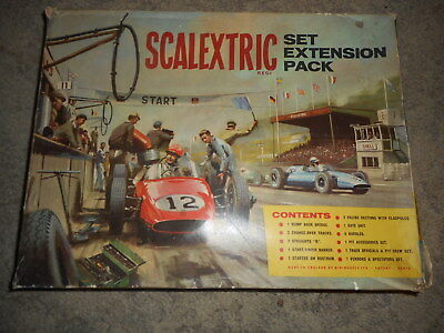 Scalextric Set Extension Pack #HP/1 MIB