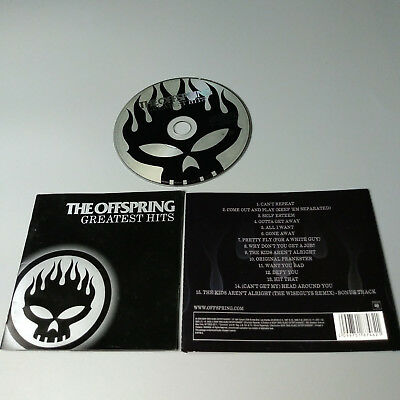 The Offspring - Greatest Hits 2005 THAILAND CD VG #1033
