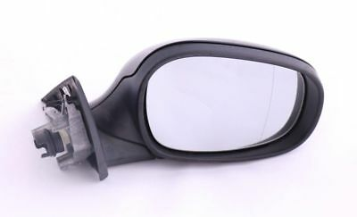 BMW 3 Series E90 E91 Heated Complete Left Wing Mirror N//S Schwarz 2 Black 668