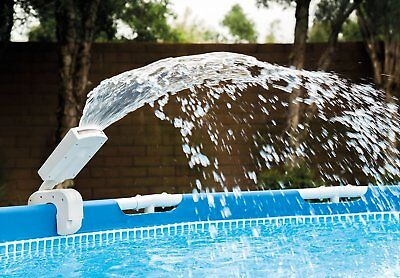 Cascada de Luz Led Multicolor Intex Para Piscina Metal & Utra Frame 28089