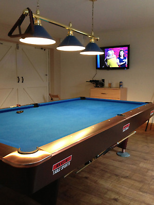 AMERICAN COMPETITION SLATE Bed Pool Table Ft PicClick UK - Competition pool table