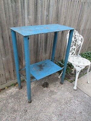 Steel workbench table stand bench