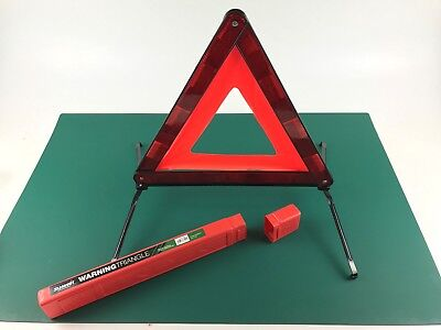 Car Reflective Warning Triangle and Emergency Blanket