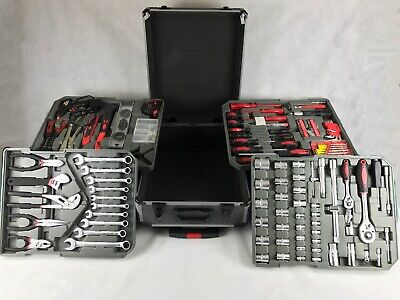 Neilsen 186pce Complete Tool Set - Portable Trolley Case CT2730