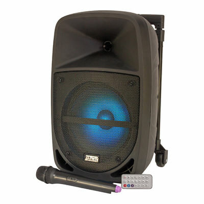 SONO Party Meety10 500W Portable PA System Speaker Bluetooth Wireless Microphone