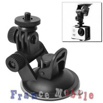 Ventouse pare-brise & Dash Support voiture GoPro Hero 1 2 3 3+ 4 5 SJ4000 Camera