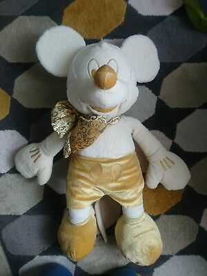 Mickey mouse Gold limited Edition