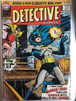 Detective Comics 329, Silver age original, July 1964.