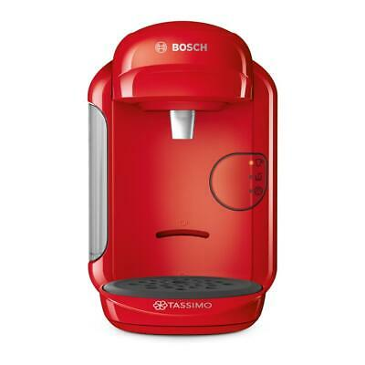 Tassimo Machine à Café & Multi-Boissons Cafetière T-Disc Vivy T14 Rouge TAS1403
