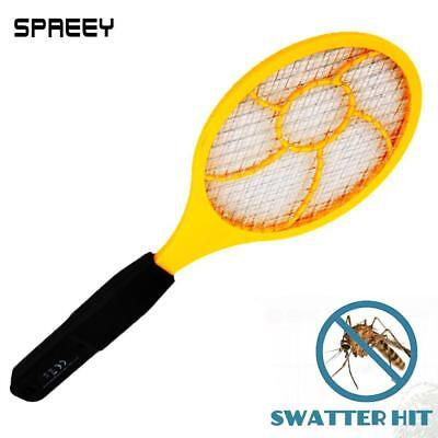 Led Electric Mosquito Swatter Flyswatter Electric Tennis Racket 44 *15.5 * 4cm