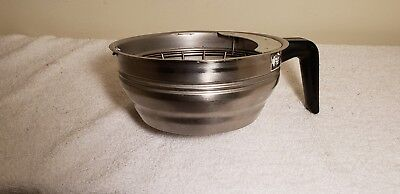 Bunn Commercial Coffee Maker Stainless Steel Drip Basket
