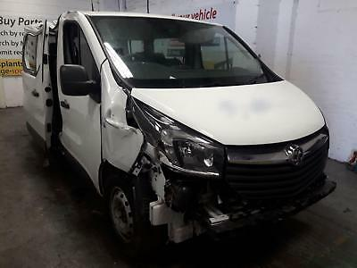 2016 Vauxhall Vivaro *BREAKING* Engine Gearbox Seat Wheel Tailgate Mirror