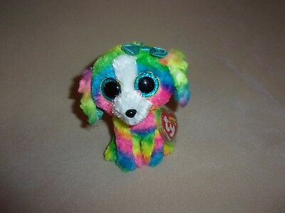 TY BEANIE BOO Boos Justice Excl Elfie The Elephant Mwmt Ih 6 Inches ... 46ddc954c4b8