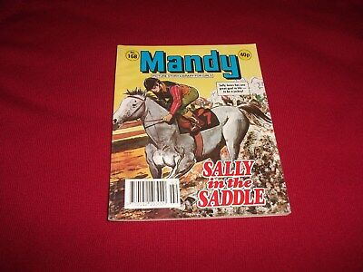 MANDY PICTURE STORY LIBRARY BOOK from the 1990's: never been read - ex condit!