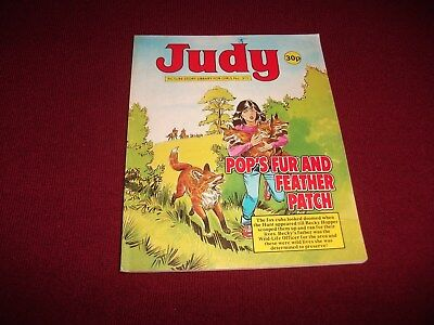 JUDY  PICTURE STORY LIBRARY BOOK  from the 1980's- never been read -  ex condit!
