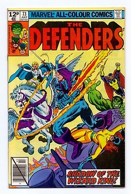 Marvel Comics: Defenders #73 & #74 - Both Issues!