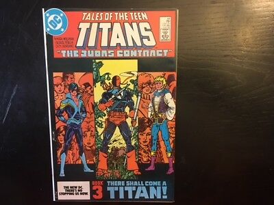 tales of the teen titans #44, #42-43, ann.3 (complete judas contract)