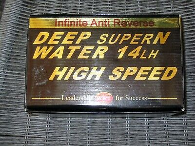 WFT Deep Supern Water 14  Anti-Reverse  Linkshand