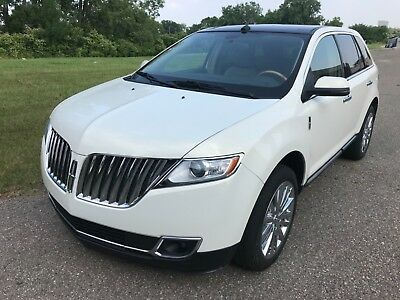 "2012 Lincoln MKX  2012 Lincoln MKX Leather,navi, xenon, 20"",heated/cooled,camera NO RESERVE"