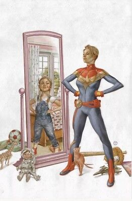 Life Of Captain Marvel #2 (2018) Cover A 8/15/18