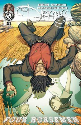 The Darkness Four Horseman #4 Top Cow