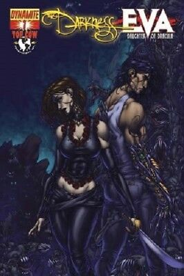 The Darkness Eva Daughter Of Dracula Brett Boot Cover Top Cow
