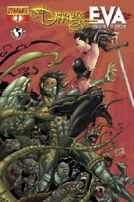 The Darkness Eva Daughter Of Dracula #1 Salazar Cover Top Cow