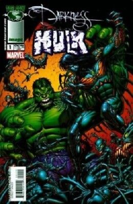 The Darkness Vs The Hulk Top Cow