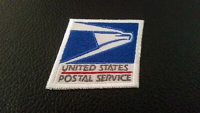United States Postal Service Usps Us Mail Eagle Patch