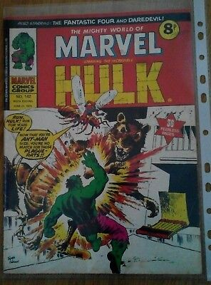 The Mighty World of Marvel: Incredible Hulk #142 (1975 )