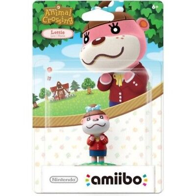 Nintendo Amiibo Digby, Tom Nook, Timmy & Tommy, Blathers, Lottie, Mabel
