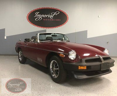 MG MGB  1977 MBG with original 81,000 Miles extensive service