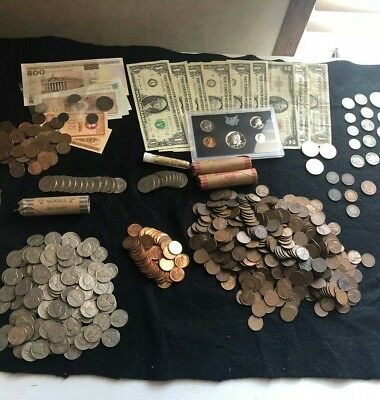 Huge us coin collection lots